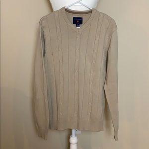 Saddlebred 100% Cotton Sweater For Men